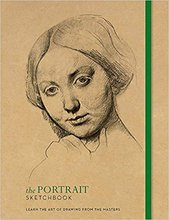 The Portrait Sketchbook,  - $20.00