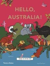 Hello, Australia!, Megan McKean - $25.00