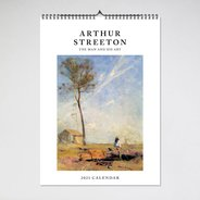 Arthur Streeton 2021 Calendar,  - $35.00