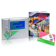 Gallery Gift Pack : Exhibition Tickets & Catalogue,  - $95.95