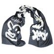 Jason Phu Scarf : i drew this, and then i died, Jason Phu - $195.00
