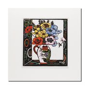 Margaret Preston, Anemones mounted print,  - $29.95