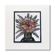 Margaret Preston, Everlasting Flowers mounted print,  - $29.95