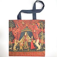 My Sole Desire : Lady and the Unicorn Tote Bag,  - $32.50