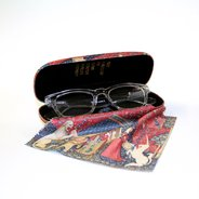 My Sole Desire : Lady and the Unicorn Glasses Case and Lens Cloth Set,  - $25.00