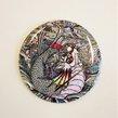 Pocket Mirror Murakami Dragon ,  - $10.00