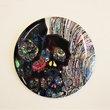Pocket Mirror Murakami Skull,  - $10.00