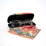 Taste : Lady and the Unicorn Glasses Case and Lens Cloth Set,  - $25.00