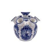 Tulip Vase : Windmills,  - $65.00