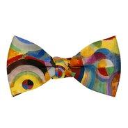 Delaunay Bleriot Silk Bow Tie,  - $76.00