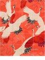 IXXI Kimono With Cranes (Double Sided) 80 x 100cm,  - $160.00