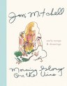 Morning Glory on the Vine, Joni Mitchell - $50.00