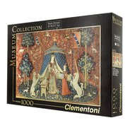 The Lady and the Unicorn 1000 Piece Jigsaw Puzzle,  - $45.00