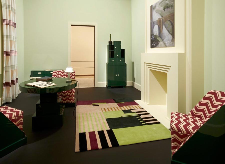 ... Realisation Of The Room In The Sydney Moderns Exhibition ...