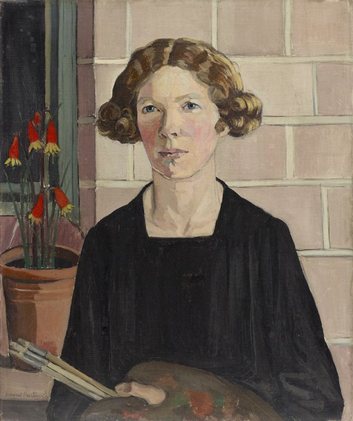 Margaret PrestonSelf portrait 1930Art Gallery of New South Wales. Gift of the artist at the request of the Trustees 1930© Margaret Rose Preston Estate. Licensed by Viscopy, Sydney