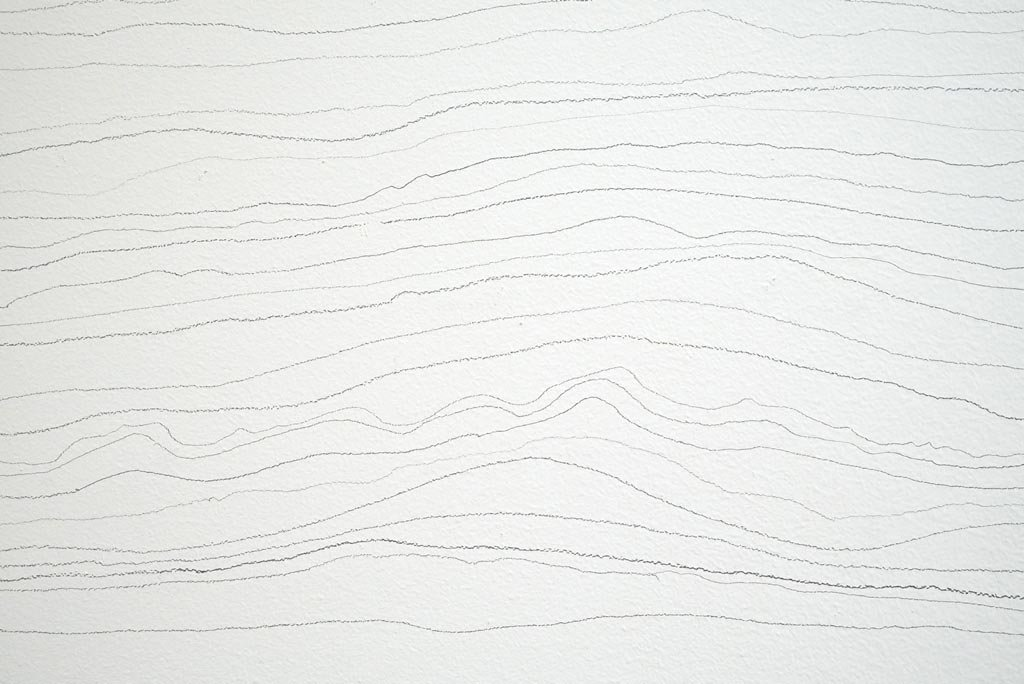 Drawing Lines In Keynote : Our minds were exactly at that line art gallery nsw