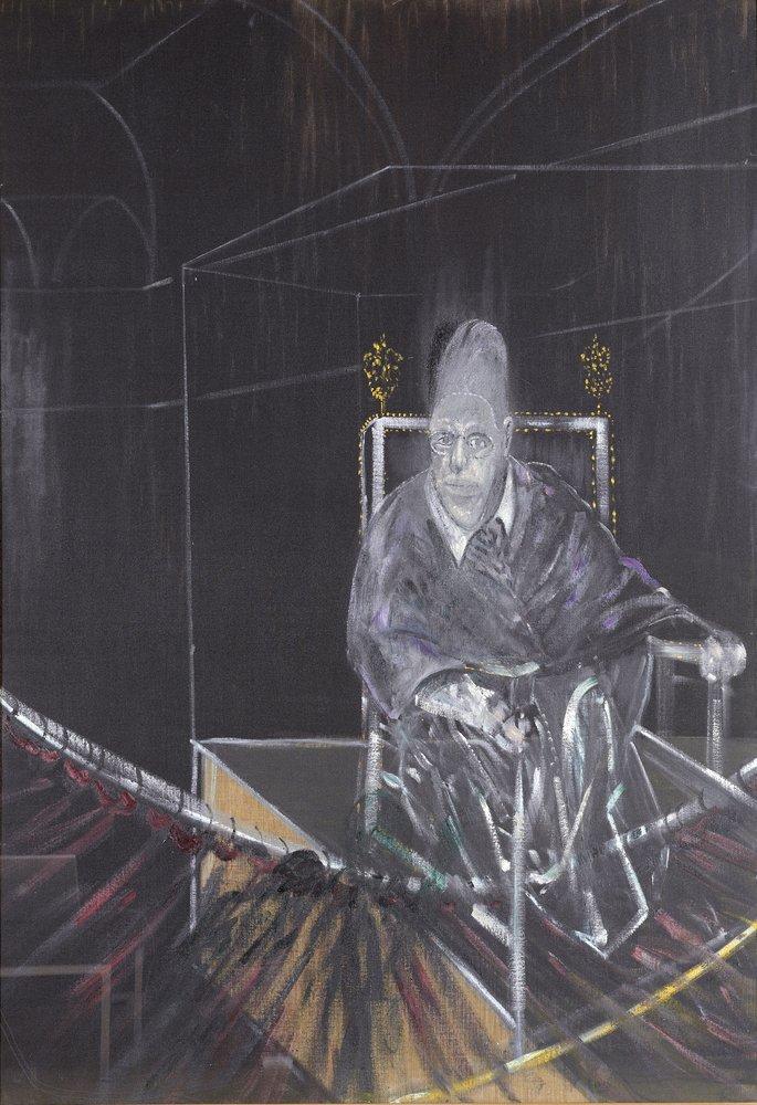 Francis Bacon Screaming Pope Slideshow :: Francis B...
