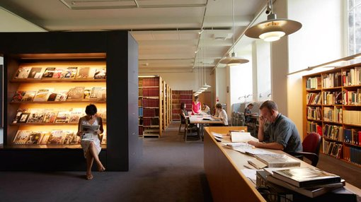Research Library And Archive Art Gallery Nsw
