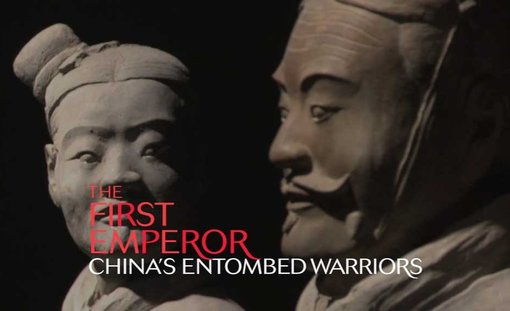The First Emperor: China's entombed warriors