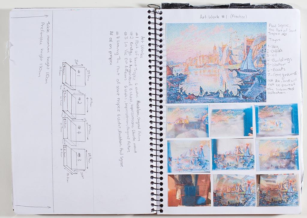 Elke Leamon 2019 Art Gallery Nsw