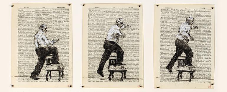 Image result for william kentridge artwork